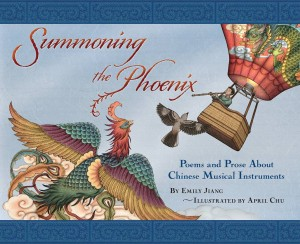 The Cover for the Book Summoning the Phoenix