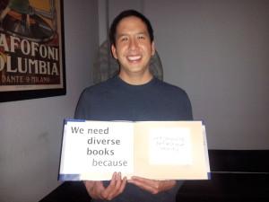 WeNeedDiverseBooks-Steve