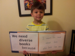 WeNeedDiversebooks-James